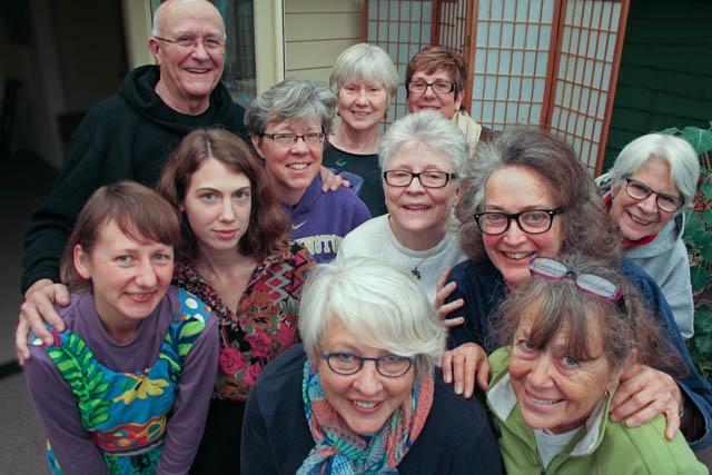 Enso House volunteers creating possibilities